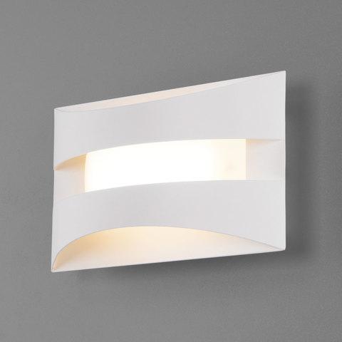 Настенный светодиодный светильник 40144/1 LED белый
