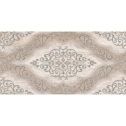 Декор Ascoli Grey Classico (31,5x63см) светло-серый (шт.)