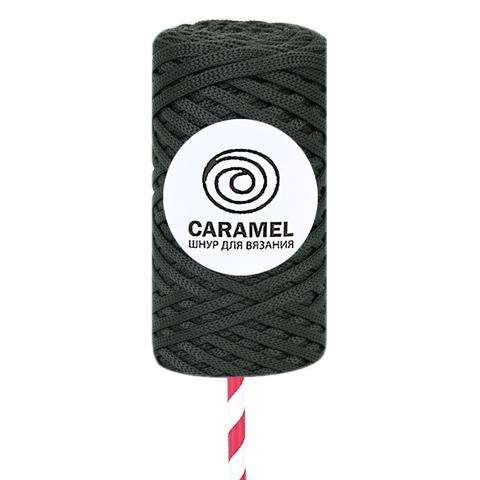 Полиэфирный шнур Caramel Чёрный изумруд