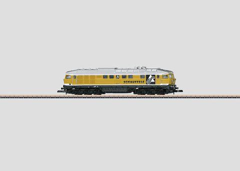 Дизельный локомотив Marklin Z 88132