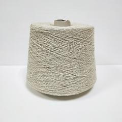 FB Silk, Filati Buratti, Шёлк 100%, Буретный твидовый светло-бежевый, 780 м в 100 г