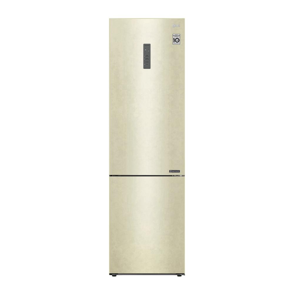 Холодильник LG с технологией DoorCooling+ GA-B509CEWL фото