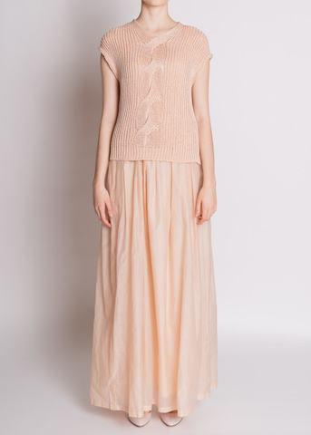 <p>Платье низ органза</p> PESERICO