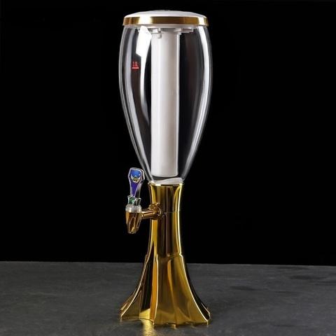 Пивная башня «Вавилон» Gold, 3 литра