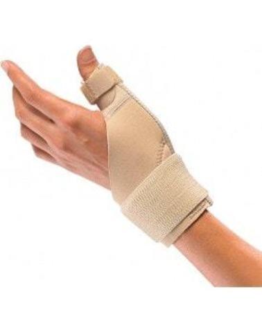 4518  Thumb Stabilizer, Стабилизатор пальца, подходит на правую и левую руку, один размер