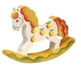 Лошадка в яблочках