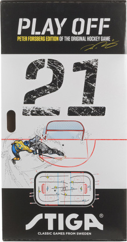 Stiga: Настольный хоккей Play Off 21, 71-1145-04
