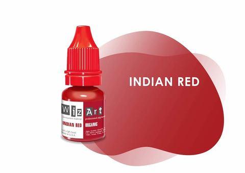 Indian Red (индийские специи) • Wizart Organic • пигмент для губ