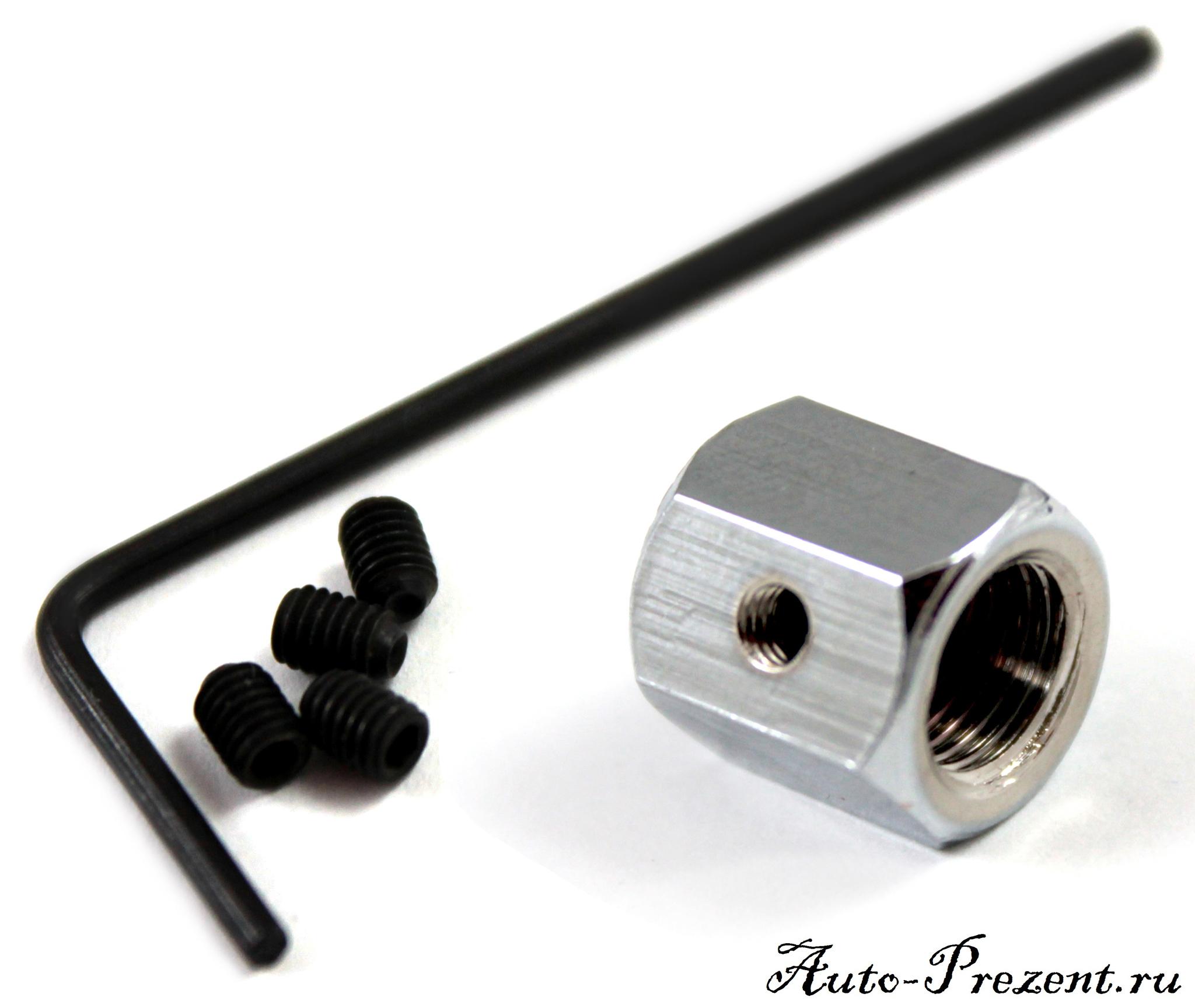 Колпачки на ниппель MERCEDES-BENZ с защитой от кражи