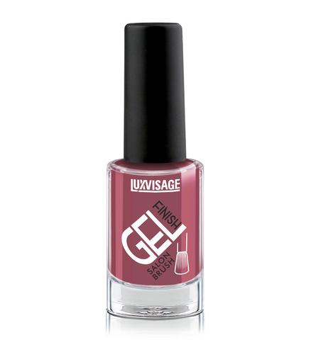 LuxVisage Gel Finish Лак для ногтей тон 14 (розовый) 9г