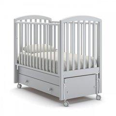 Кровать детская Дени белая ночь