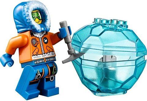 LEGO City: Арктический вездеход 60033 — Arctic Ice Crawler — Лего Сити Город
