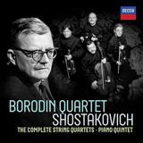 Borodin Quartet / Shostakovich: Complete String Quartets (7CD)