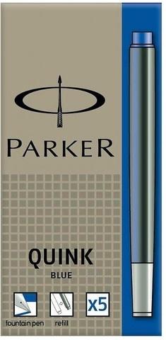 Картридж с чернилами для перьевой ручки Z11, упаковка из 5 шт., цвет: Blue