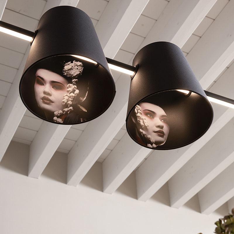 Подвесной светильник Karman Cupido linear