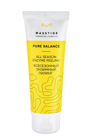 Masstige Pure Balance Всесезонный энзимный пилинг 75г