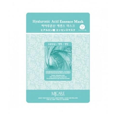 Листовая маска гиалуроновая Mijin Cosmetics Hyaluronic Acid Essence Mask