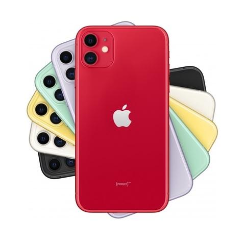 Смартфон Apple iPhone 11 64GB Red (красный)