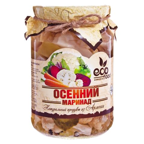 Осенний маринад Ecofood, 750г