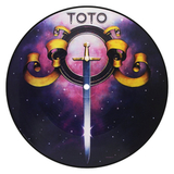 Toto / Hold The Line, Alone (Picture Disc)(10' Vinyl Single)
