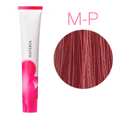 Lebel Materia M-P (make - up line) - розовый) - Перманентная краска для волос