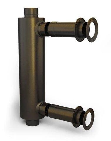 Отопитель натрубный-1 TMF Ø115 1/0,5 мм 1 м н/ст3 чб