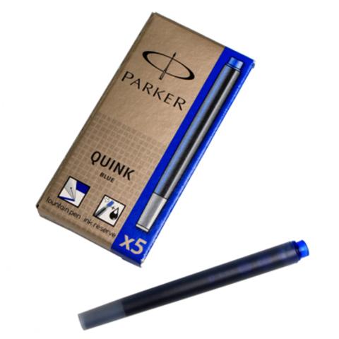 Картридж с чернилами для перьевой ручки Z11, упаковка из 5 шт., цвет: Blue123