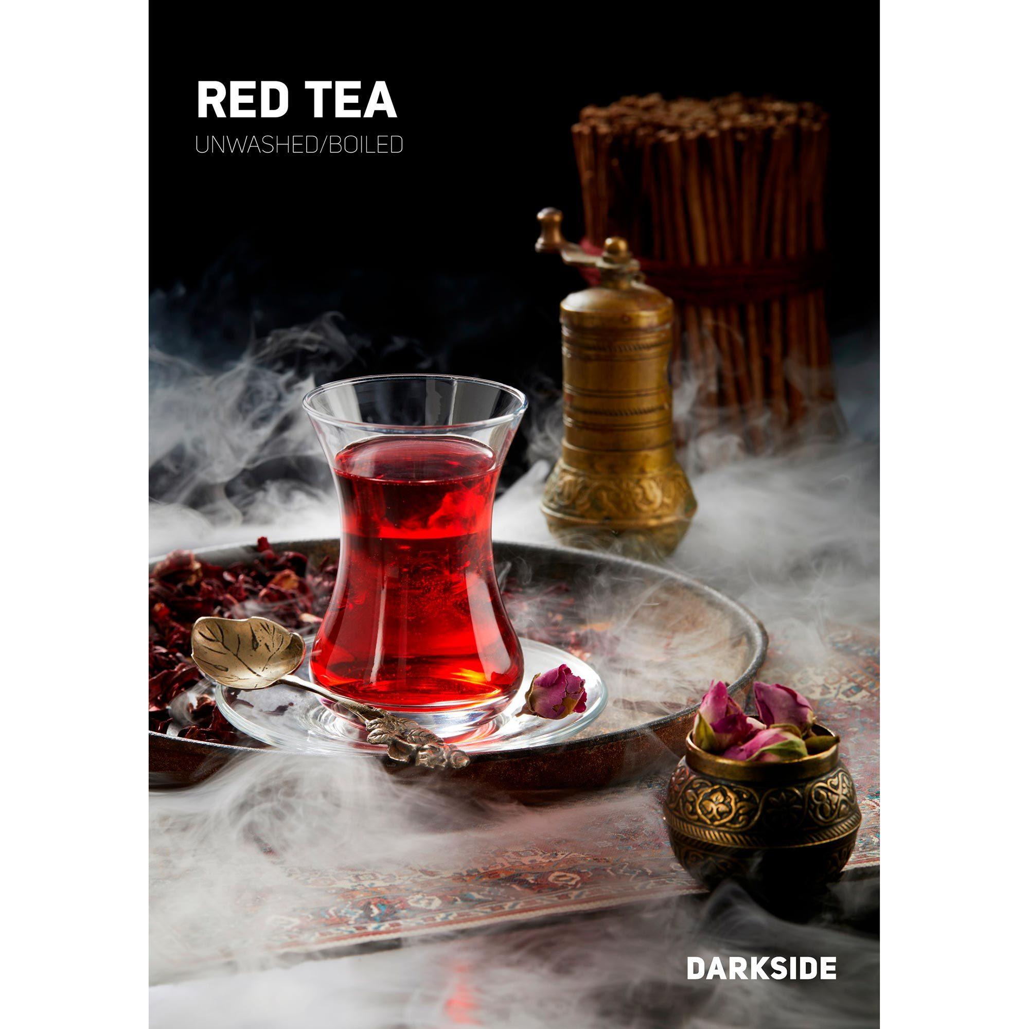 Табак для кальяна Dark Side Core 100 гр Red Tea
