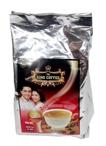 Вьетнамский растворимый кофе King Coffee (TNI), микс 3 в 1, россыпью 1 кг