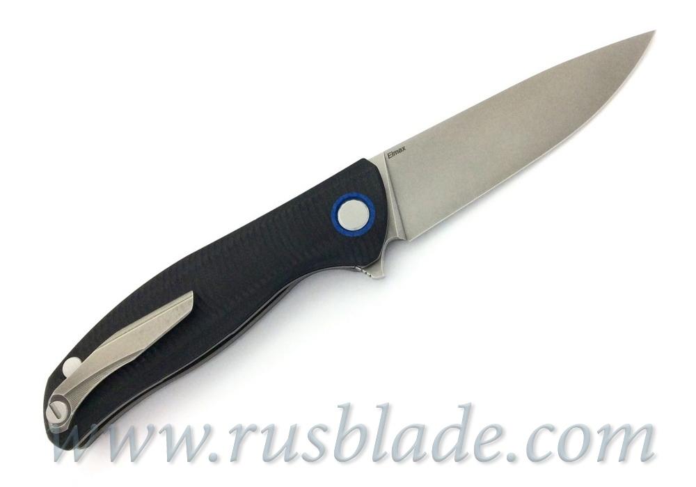 Shirogorov F3 Elmax STEF 3D Black/Dark Blue SRBS