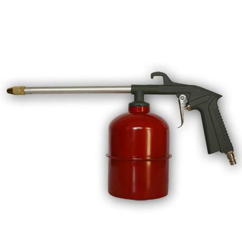 Пистолет пневматический QUATTRO ELEMENTI для мовиля, 0,75л, разъем EURO (770-902)