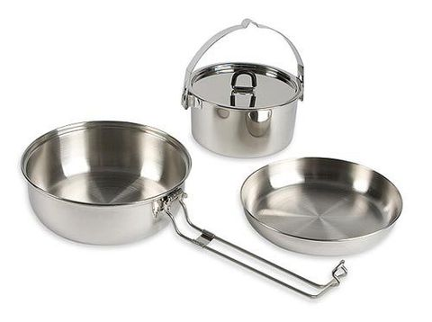 Картинка набор посуды Tatonka Camp Set Regular