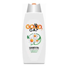 Шампунь для кошек и котят, Good Cat, с ароматом ромашки
