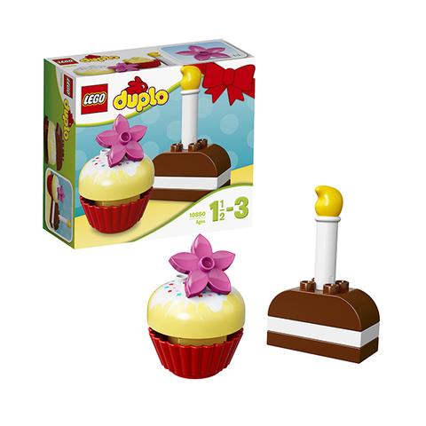 LEGO Duplo: Мои первые пирожные 10850
