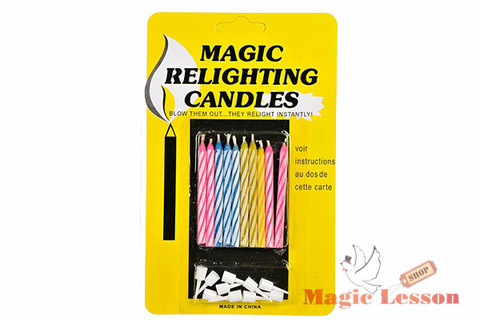 Незатухающие свечи