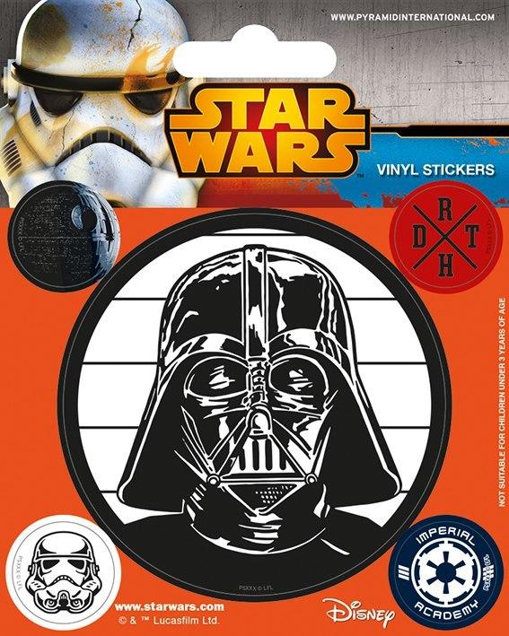 Набор стикеров Star Wars (Empire)