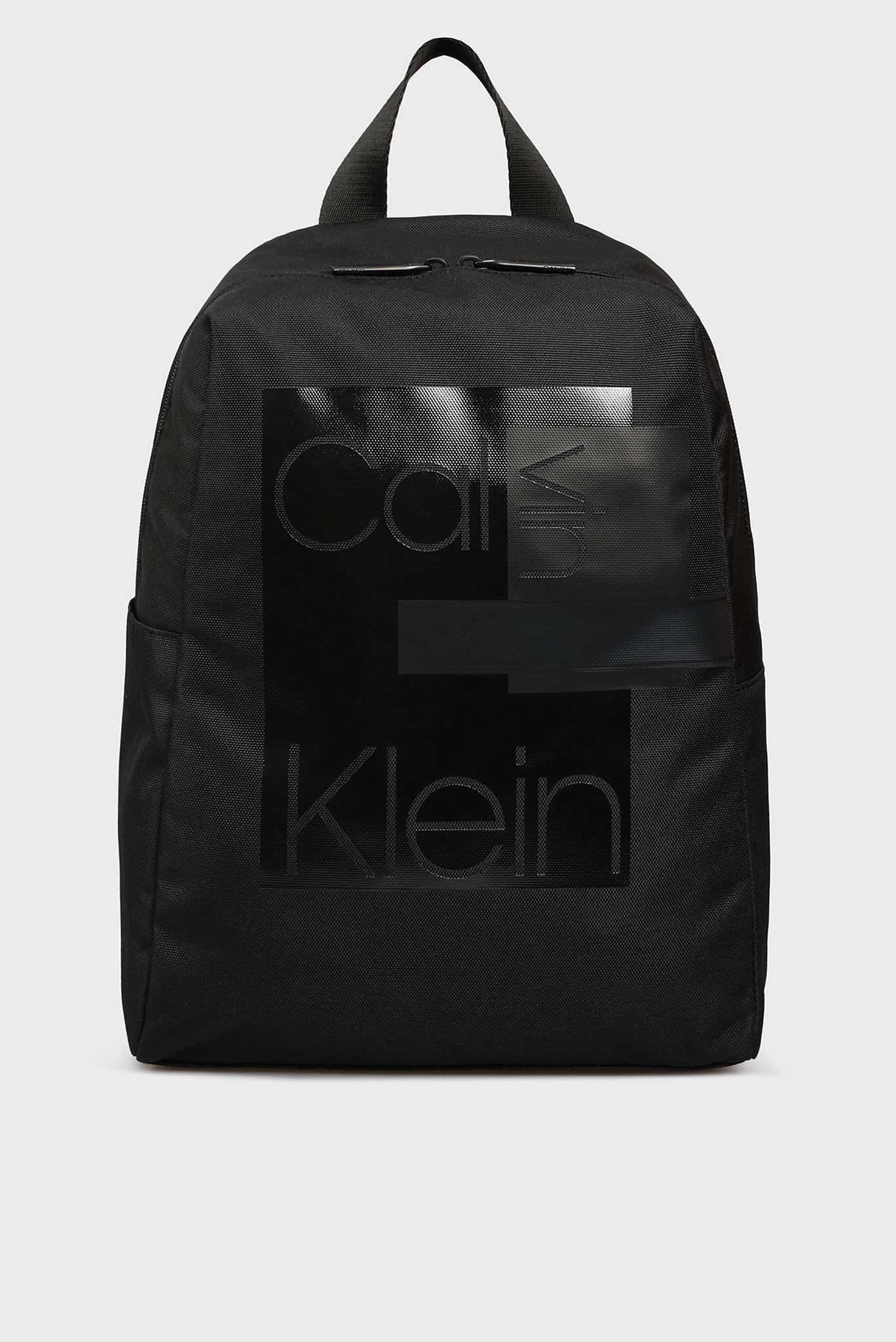 Мужской черный рюкзак Calvin Klein