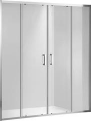 Душевая дверь Gemy Victoria S30192A 150 см