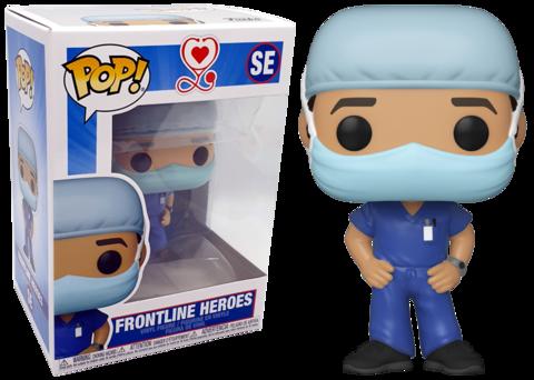 Male Frontline Heroes Funko Pop! || Доктор
