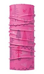 Многофункциональная бандана-трансформер детская Buff Woods Pink