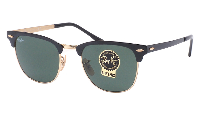 Clubmaster Metal RB 3716 187/62