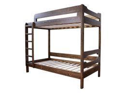 Кровать 2-ярусная из массива