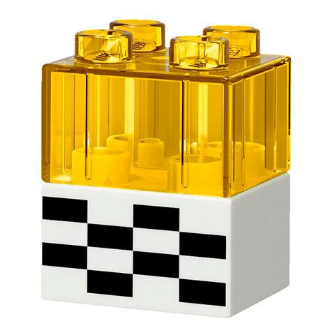 LEGO Duplo: Тачки: Гонка за Кубок Поршня 10857 — Cars Piston Cup Race — Лего Дупло