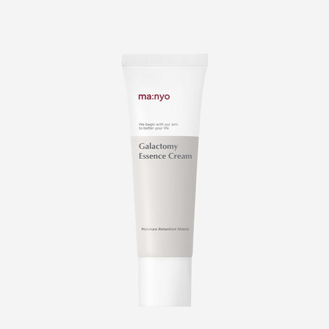 Восстанавливающий крем для лица с галактомисис, 50 мл / Manyo Factory Galactomy Essence Cream
