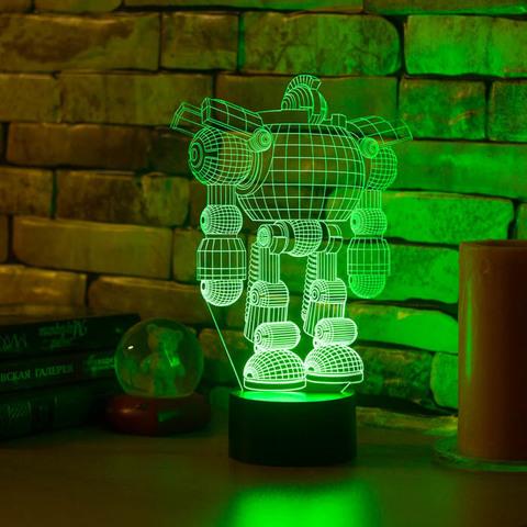 Светильник Робот