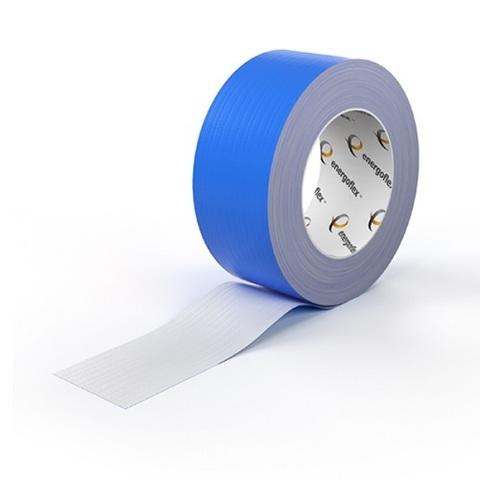 Лента армированная самоклеящаяся Energoflex шириной 48 мм - длина 25 м (цвет синий)