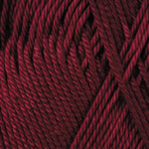 Пряжа Begonia (Бегония). Цвет: Бордовый. Артикул: 0112