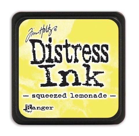 Подушечка Distress Ink Ranger - Squeezed lemonade