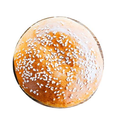 Булочка для бургера, 90 гр