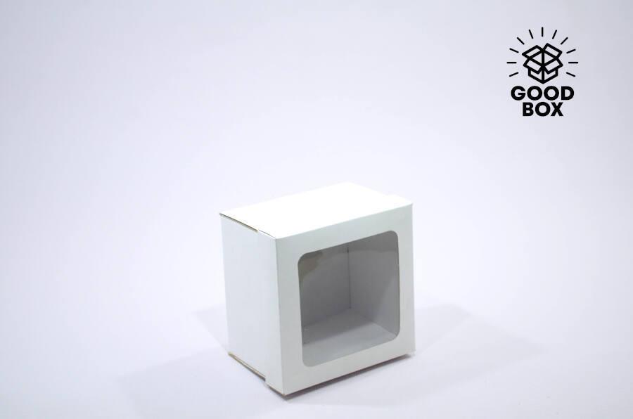 Коробка с окном купить в Алматы